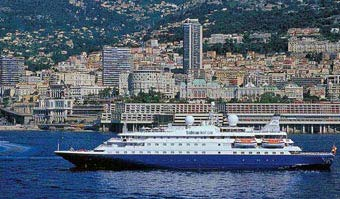 Visit Monte Carlo on SeaDream