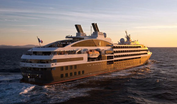 Le Boreal Luxury New Mega Yacht From Compagnie Du Ponant