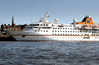 Hapag-Lloyd Ship - Hanseatic