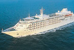 Silversea  Ship - Silver Cloud