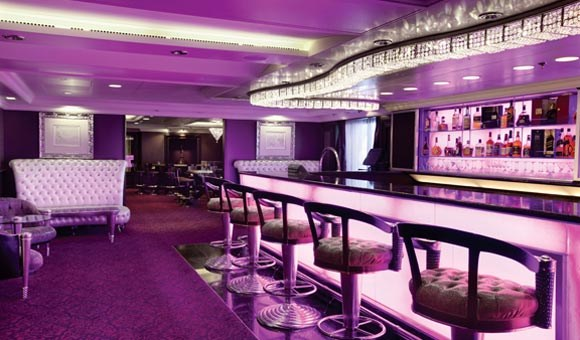 Enjoy a drink at the Casino Bar
