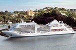 Silversea  Ship - Silver Spirit
