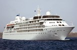 Silversea  Ship - Silver Wind
